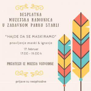 Muzej Vojvodine Starli Radionica